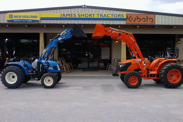 James Short Tractors Location